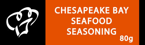 CHESAPEAKE BAY SEAFOOD SEAS.