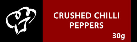 CHILI PEPPERS - CRUSHED