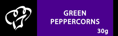 PEPPERCORNS - GREEN (freeze dried)