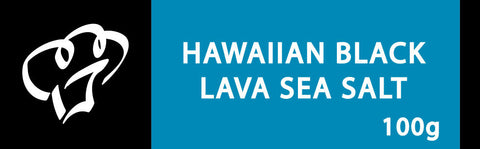 SALT HAWAIIAN BLACK LAVA