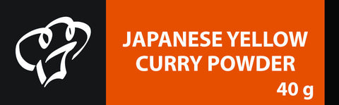 JAPANESE YELLOW CURRY POWDER