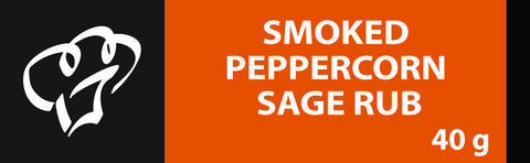 SMOKED PEPPERCORN SAGE RUB