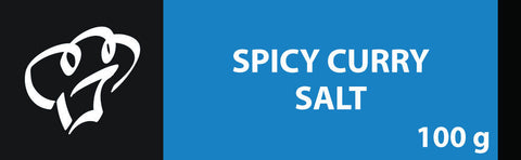 SALT SPICY CURRY