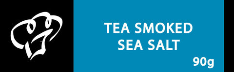 SALT TEA SMOKED SEA
