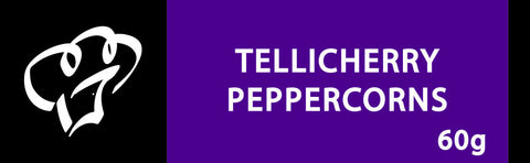 PEPPERCORNS - TELLICHERRY