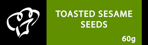 SESAME SEEDS - TOASTED