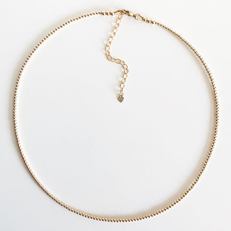 2mm Classic Necklace
