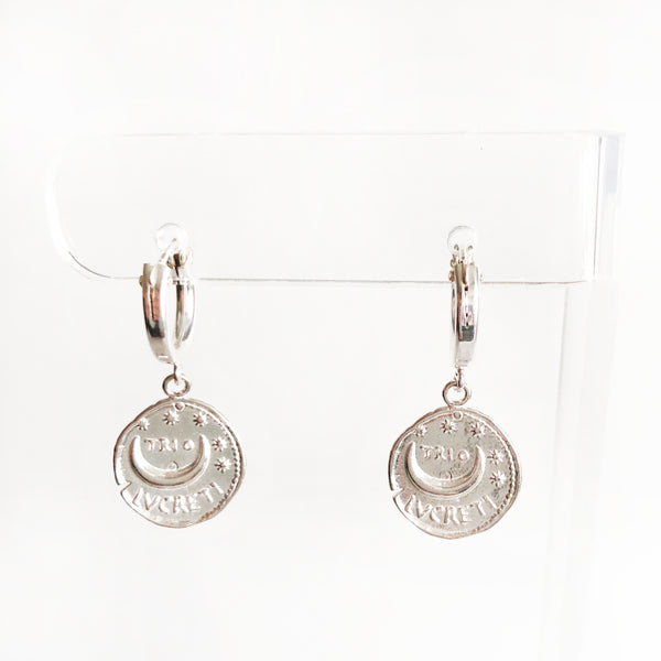 Lucius Earrings