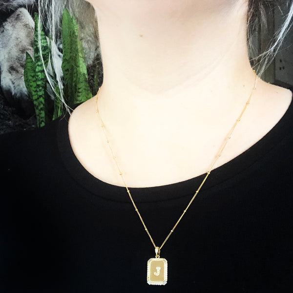 Saber Necklace