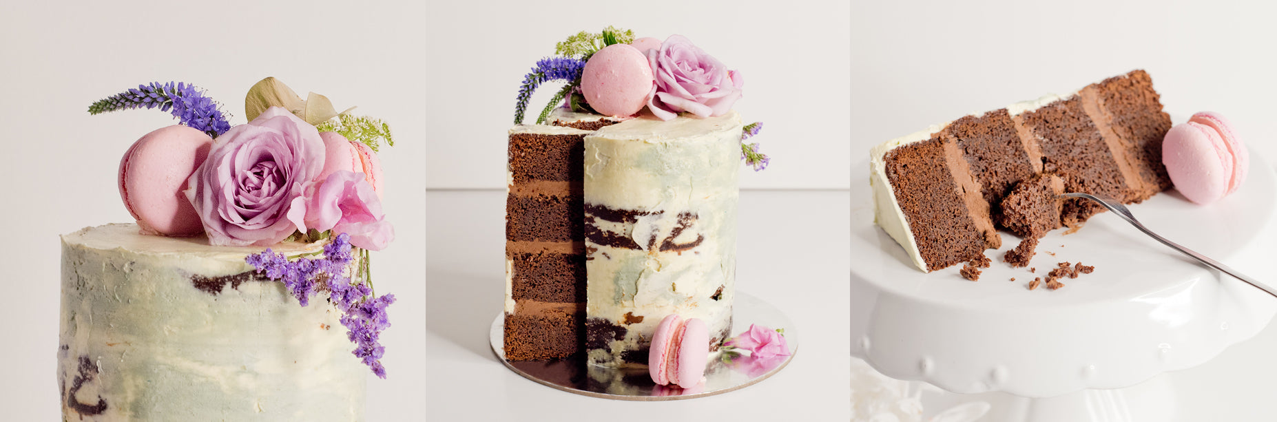 Verucca's Cakes home delivered and pick up cakes, cupcakes and macarons from Brisbane