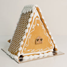 Load image into Gallery viewer, Celebrate Christmas with this fun naughty gingerbread house. Santa's being rather naughty on this one. Christmas cakes, Gingerbread houses Brisbane, birthday cakes Brisbane, cakes Brisbane cake shops Brisbane, cupcakes Brisbane, cake shop Brisbane,