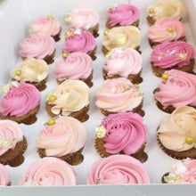 Load image into Gallery viewer, 24 Mini Cupcakes