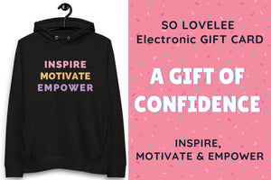 Gift of Confidence - Electronic Gift Card
