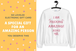 A Special Gift - Electronic Gift Card