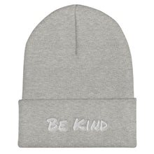 Load image into Gallery viewer, Be Kind Cuffed Beanie