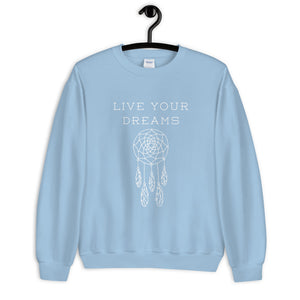 Live Your Dreams Jumper