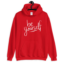 Load image into Gallery viewer, Be Yourself Hoodie