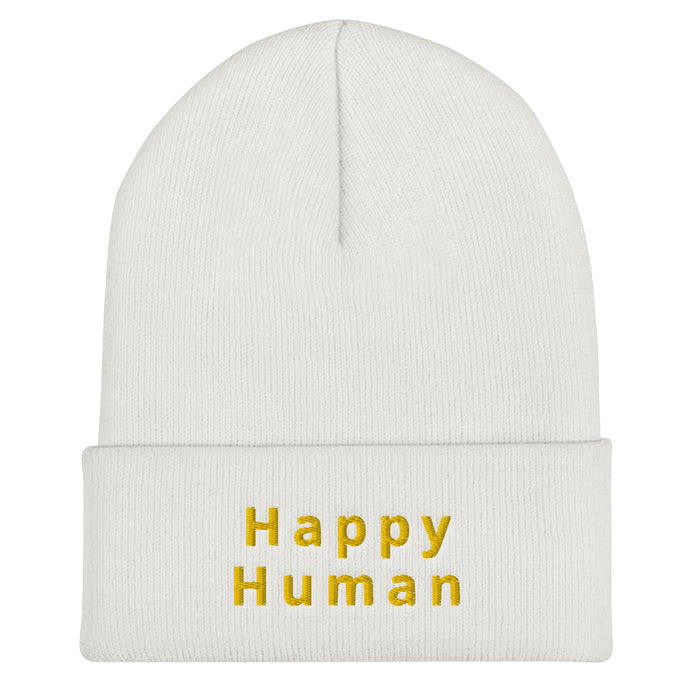 Happy Human Beanie - So LoveLee