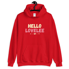Load image into Gallery viewer, Hello LoveLee Hoodie