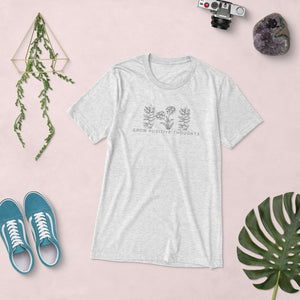Grow Positive Thoughts Tri-Blend T-Shirt