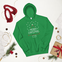 Load image into Gallery viewer, Merry Christmas Hoodie