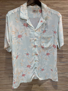 kona camp mint floral