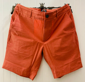 All Day Short Belt Loop Venice Red