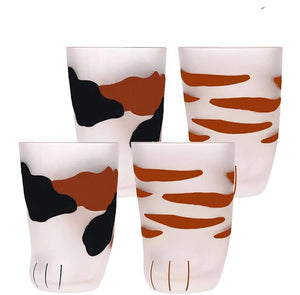 KittyTumbler - Cute Cat Paw Cup