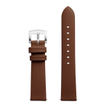 Bia Suffragette Brown Leather Strap