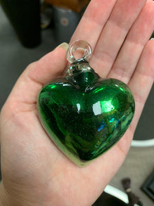 Hand Blown Heart