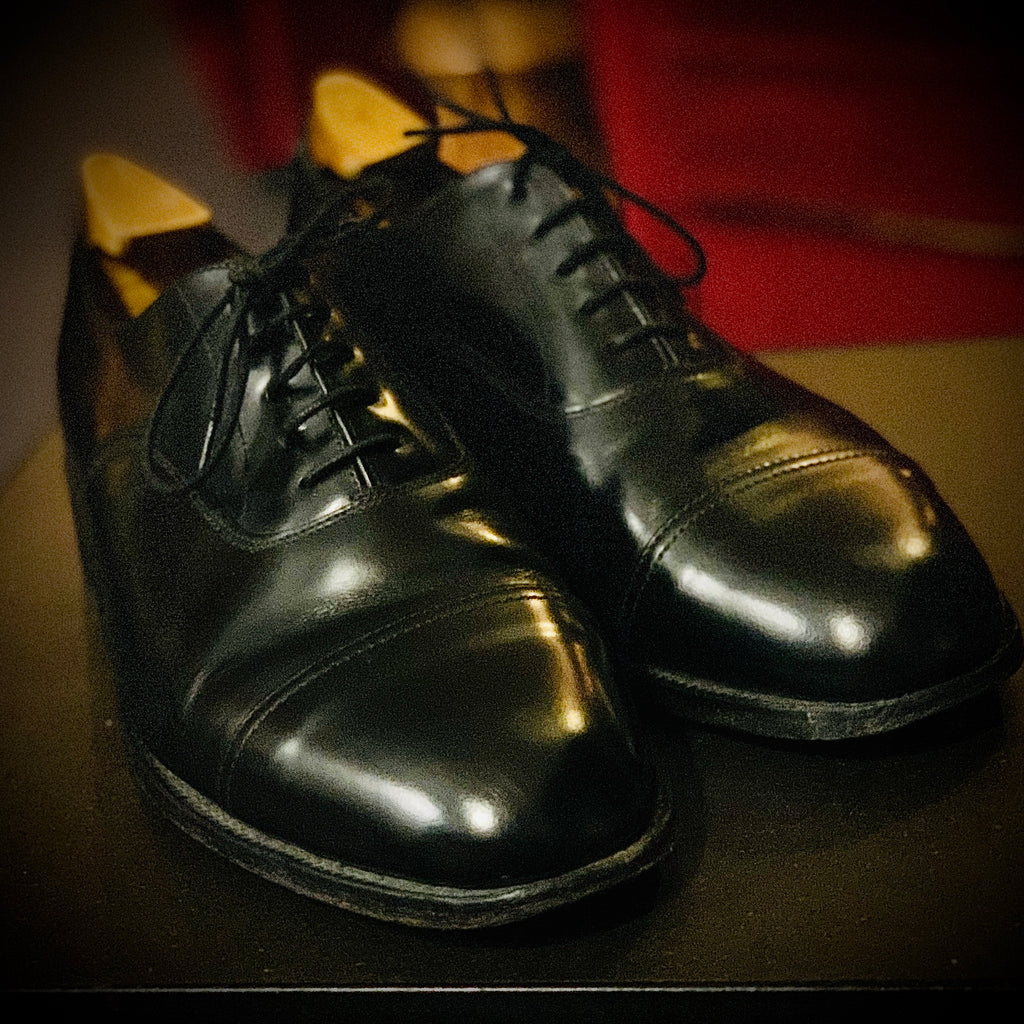 Oxford shoe by Basics & Bespoke