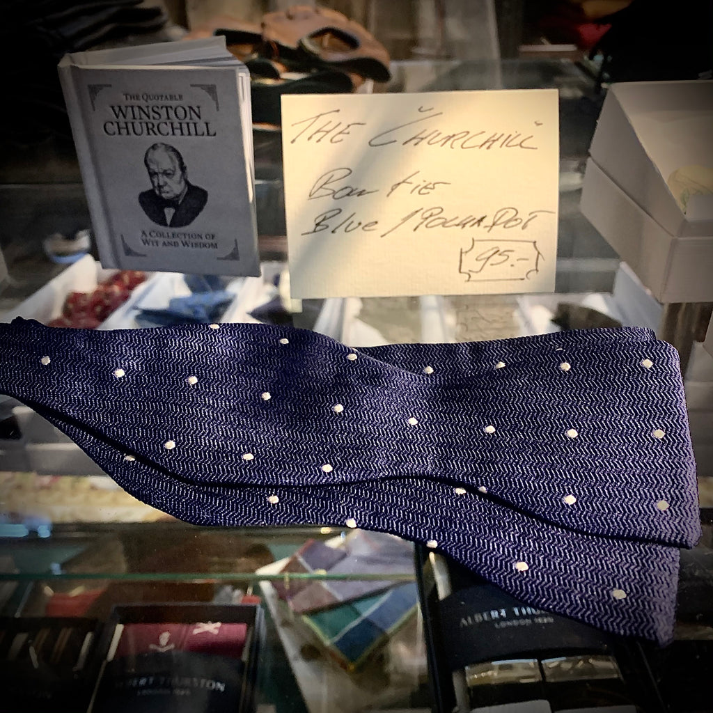Churchill' s Bow tie