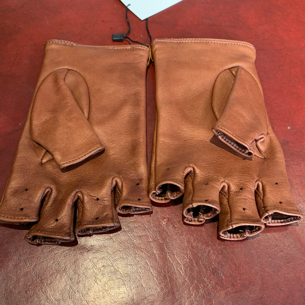 "Gants de conduites ""old shool"" by Basics & Bespoke"