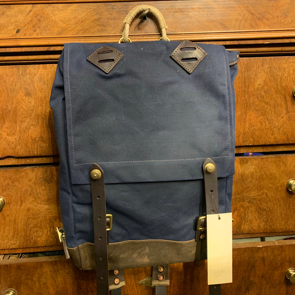 "Sac à dos "" old school "" by Basics & Bespoke"