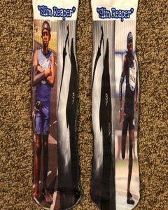 Customized Spiritual Sports Socks