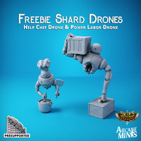 Shard Drones - Helper and Power