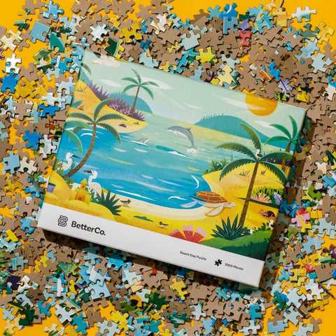 BetterCo. Beach Day puzzle
