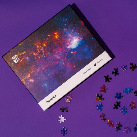 Challenging Milky Way Puzzle by BetterCo.