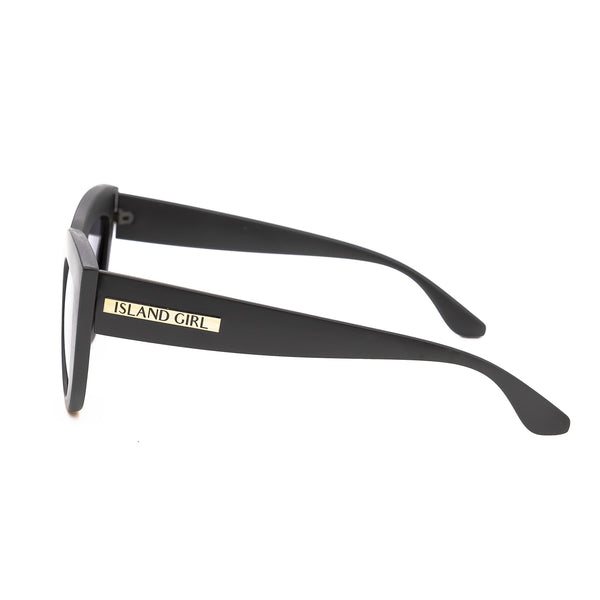Kim Black Sunglasses