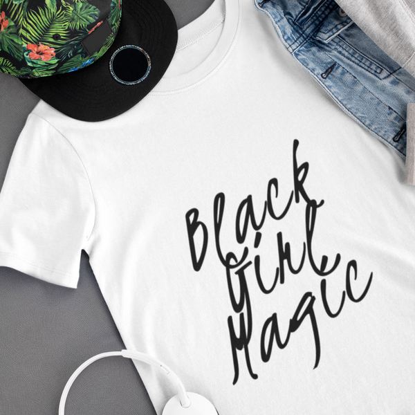 Black Girl Magic Relaxed T-Shirt