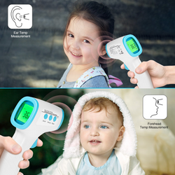 Digital Infrared Thermometer for Kids and Adults