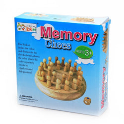 Wooden Memory Match Stick Chess Kids Early Educational Toys For Family Party Game Puzzle
