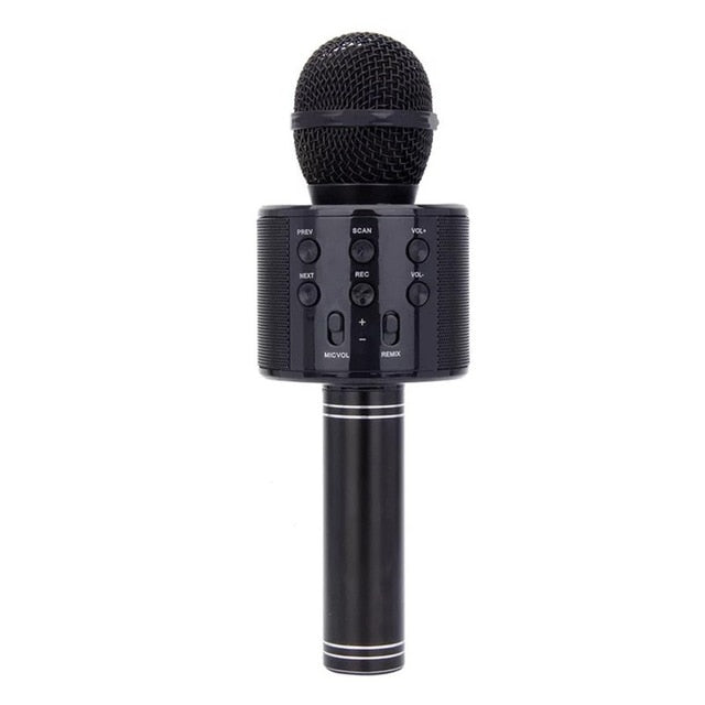 Wireless Condenser Live Karaoke Microphone