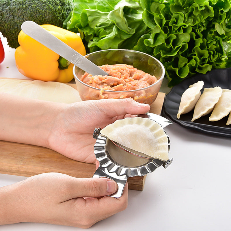 Kitchen Stainless Steel Dumplings Tools