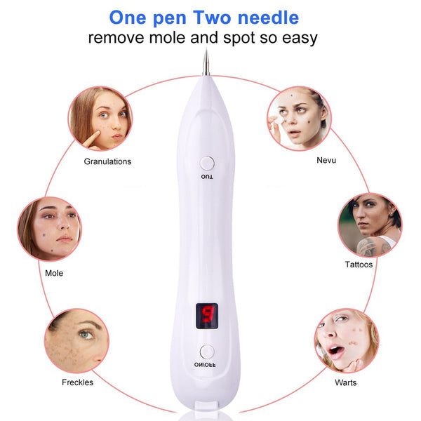 Skin Mole And Tag Removal Machine