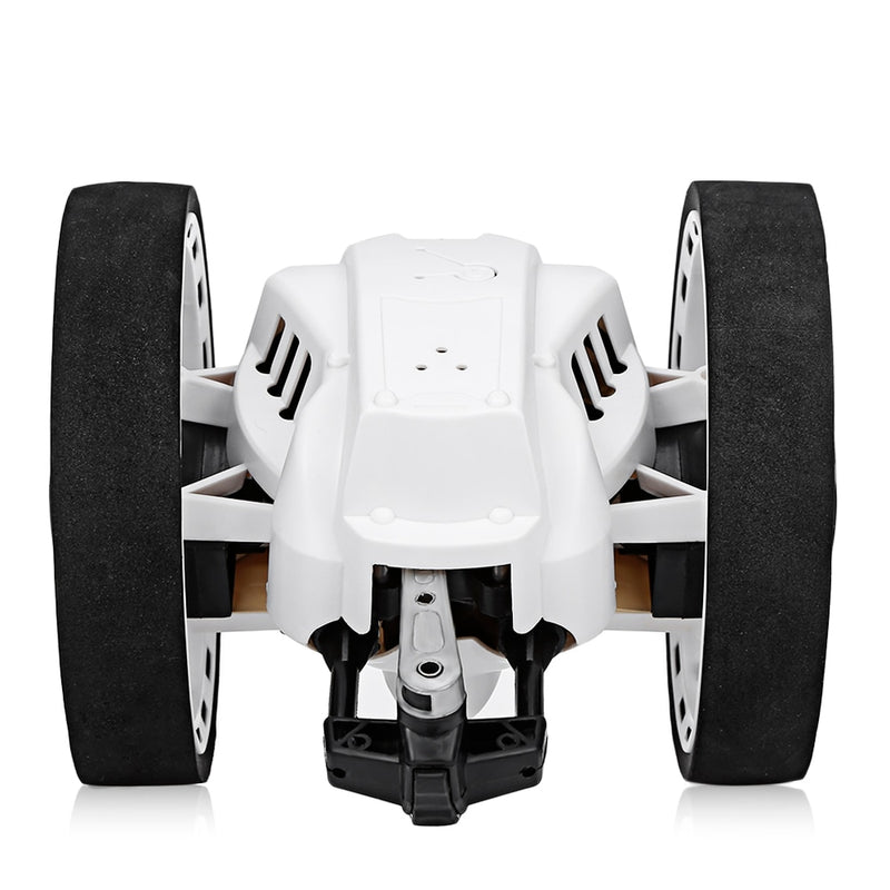 New RC Car Bounce Car Remote Control Toys RC Robot 80cm High Jumping Car Radio Controlled Cars Machine LED Night Toys Kids Gifts