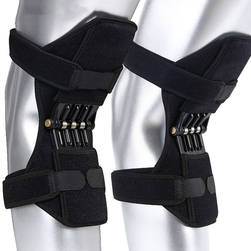 Powerful Joint Support Knee Pads With Spring Booster