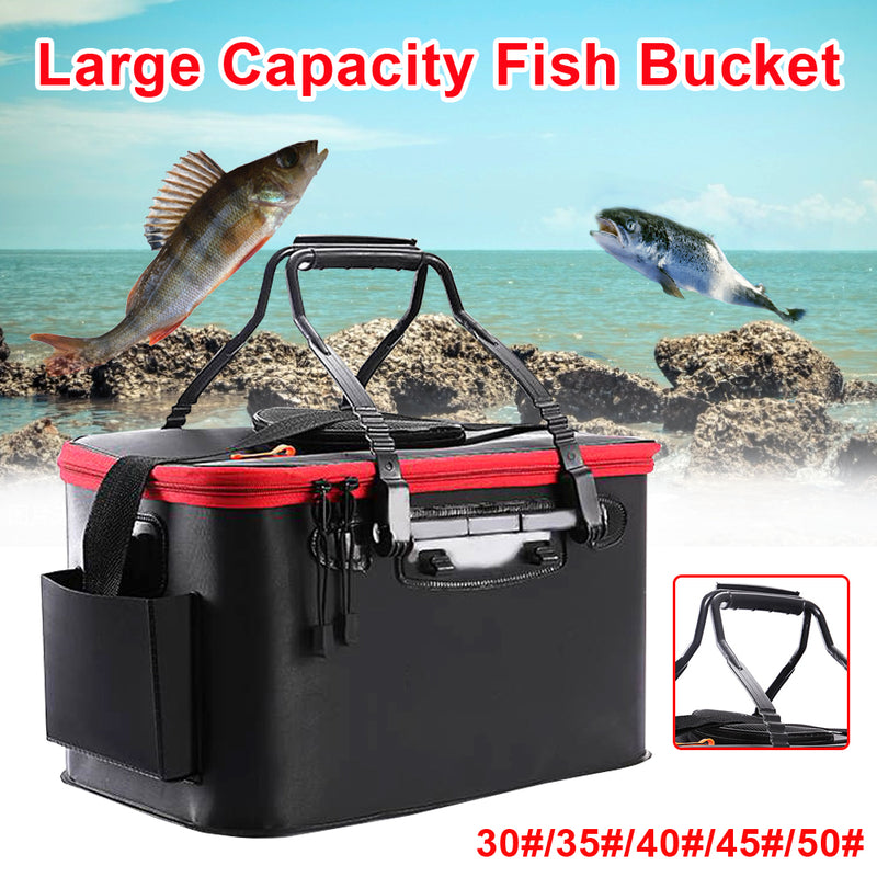 Waterproof Multi functional Fishing Bag
