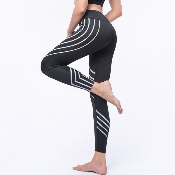 Luma Leggings – Rainbow Reflective Leggings