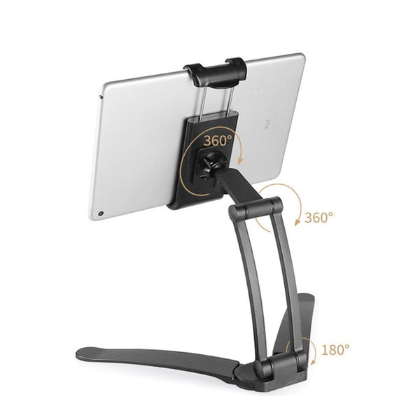Desktop & Wall 2 IN 1 Pull-Up Lazy Bracket
